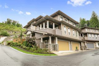 "Photo 1: 44 10480 248 Street in Maple Ridge: Thornhill MR Townhouse for sale in ""Terraces III"" : MLS®# R2465876"