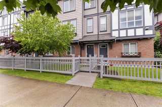 Main Photo: 9 9566 TOMICKI AVENUE in Richmond: West Cambie Townhouse for sale : MLS®# R2472184