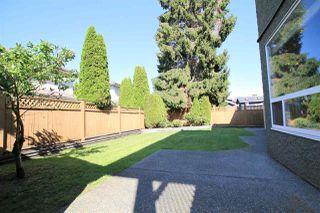 Photo 32: 3671 RAYMOND Avenue in Richmond: Seafair House for sale : MLS®# R2501494