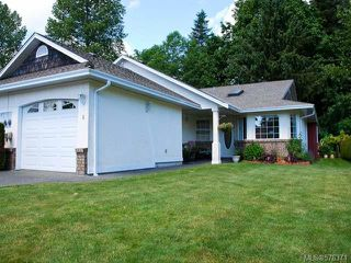Photo 2: 8 20 Anderton Ave in COURTENAY: CV Courtenay City Row/Townhouse for sale (Comox Valley)  : MLS®# 576371