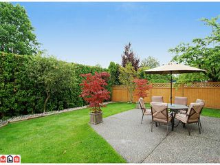 "Photo 9: 21517 87TH Avenue in Langley: Walnut Grove House for sale in ""FOREST HILLS"" : MLS®# F1117693"