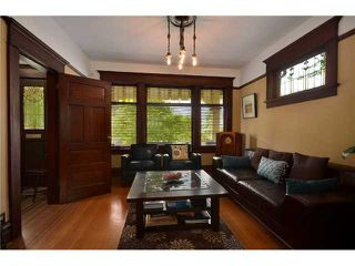 """Photo 5: 1476 GRAVELEY Street in Vancouver: Grandview VE House for sale in """"COMMERCIAL DRIVE"""" (Vancouver East)  : MLS®# V903688"""