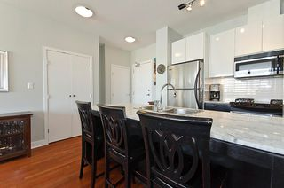 """Photo 10: 404 2828 YEW Street in Vancouver: Kitsilano Condo for sale in """"BEL AIR"""" (Vancouver West)  : MLS®# V914119"""