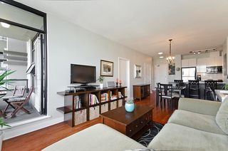 """Photo 2: 404 2828 YEW Street in Vancouver: Kitsilano Condo for sale in """"BEL AIR"""" (Vancouver West)  : MLS®# V914119"""