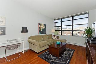 """Photo 3: 404 2828 YEW Street in Vancouver: Kitsilano Condo for sale in """"BEL AIR"""" (Vancouver West)  : MLS®# V914119"""