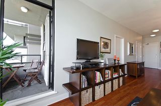 """Photo 4: 404 2828 YEW Street in Vancouver: Kitsilano Condo for sale in """"BEL AIR"""" (Vancouver West)  : MLS®# V914119"""