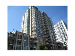 "Photo 1: # 512 1055 RICHARDS ST in Vancouver: Downtown VW Condo for sale in ""DONOVAN"" (Vancouver West)  : MLS®# V928122"