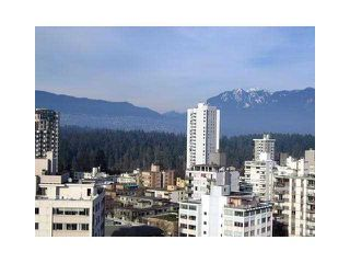 Photo 2: 2104 1850 COMOX Street in Vancouver: West End VW Condo for sale (Vancouver West)  : MLS®# V970250