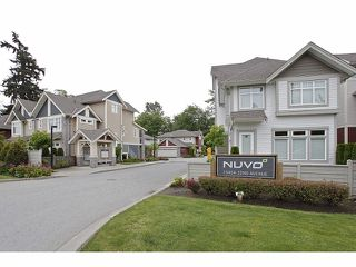 "Photo 1: 2 15454 32ND Avenue in Surrey: Grandview Surrey Townhouse for sale in ""Nuvo"" (South Surrey White Rock)  : MLS®# F1324116"