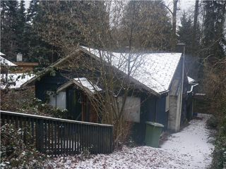 Photo 3: 1634 DEEP COVE Road in North Vancouver: Deep Cove House for sale : MLS®# V1038584