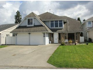 """Photo 1: 5106 209A Street in Langley: Langley City House for sale in """"Newlands"""" : MLS®# F1408184"""