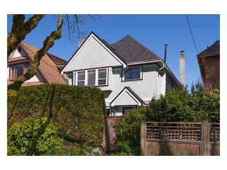 Main Photo: 3111 W 6TH Avenue in Vancouver: Kitsilano House 1/2 Duplex for sale (Vancouver West)  : MLS®# V1057939