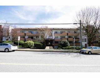 "Photo 2: 101 410 AGNES Street in New Westminster: Downtown NW Condo for sale in ""MARSEILLE PLAZA"" : MLS®# V1069596"