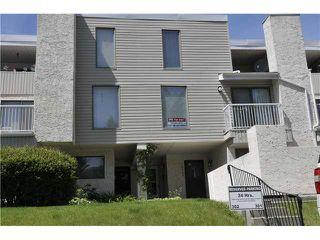 Main Photo: 2407 3500 VARSITY Drive NW in CALGARY: Varsity Acres Townhouse for sale (Calgary)  : MLS®# C3622929