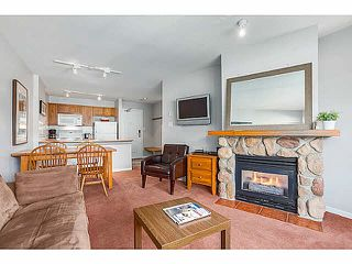 "Photo 3: 337 4314 MAIN Street in Whistler: Whistler Village Condo for sale in ""WHISTLER TOWN PLAZA - EAGLE LODGE"" : MLS®# V1106108"