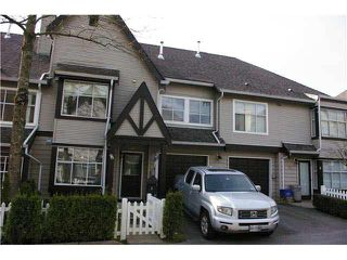 "Photo 2: 96 12099 237TH Street in Maple Ridge: East Central Townhouse for sale in ""GABRIOLA"" : MLS®# V1111613"