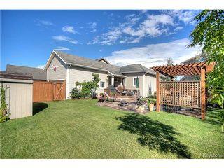 Photo 19: 79 Kentland Road in WINNIPEG: Fort Garry / Whyte Ridge / St Norbert Residential for sale (South Winnipeg)  : MLS®# 1516223