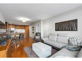 "Photo 4: 905 5868 AGRONOMY Road in Vancouver: University VW Condo for sale in ""SITKA"" (Vancouver West)  : MLS®# V1133257"