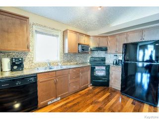 Photo 4: 53 Michaud Crescent in WINNIPEG: St Vital Residential for sale (South East Winnipeg)  : MLS®# 1519073