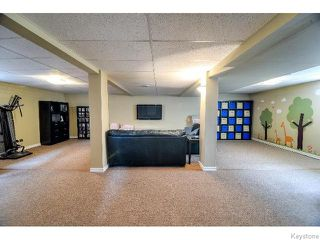 Photo 14: 53 Michaud Crescent in WINNIPEG: St Vital Residential for sale (South East Winnipeg)  : MLS®# 1519073