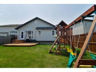 Photo 19: 53 Michaud Crescent in WINNIPEG: St Vital Residential for sale (South East Winnipeg)  : MLS®# 1519073