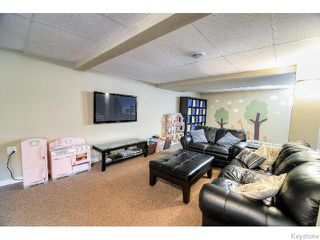 Photo 13: 53 Michaud Crescent in WINNIPEG: St Vital Residential for sale (South East Winnipeg)  : MLS®# 1519073