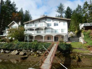 "Photo 19: 4457 FRANCIS PENINSULA Road in Madeira Park: Pender Harbour Egmont House for sale in ""Gerran's Bay"" (Sunshine Coast)  : MLS®# R2009213"