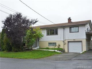 Photo 1: 532 Bowlsby Pl in VICTORIA: VW Victoria West House for sale (Victoria West)  : MLS®# 715139