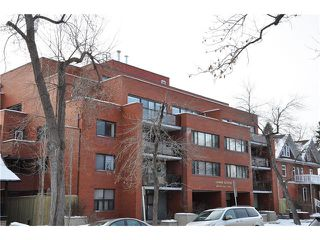 Photo 1: 402 929 18 Avenue SW in Calgary: Lower Mount Royal Condo for sale : MLS®# C4044007