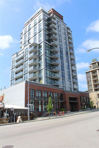 "Photo 1: 1403 258 SIXTH Street in New Westminster: Uptown NW Condo for sale in ""258 CONDOS"" : MLS®# R2059564"