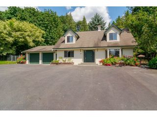 "Photo 1: 16 35060 CLAYBURN Road in Abbotsford: Matsqui House for sale in ""STIRLING PROPERTIES"" : MLS®# R2087638"