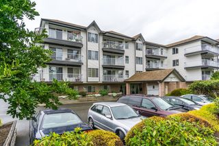 "Main Photo: 115 33535 KING Road in Abbotsford: Poplar Condo for sale in ""Central Heights Manor"" : MLS®# R2104754"