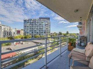 "Photo 15: 609 298 E 11TH Avenue in Vancouver: Mount Pleasant VE Condo for sale in ""THE SOPHIA"" (Vancouver East)  : MLS®# R2106180"