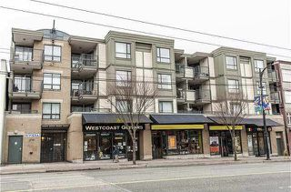 "Photo 1: 306 2741 E HASTINGS Street in Vancouver: Hastings East Condo for sale in ""THE RIVIERA"" (Vancouver East)  : MLS®# R2113559"