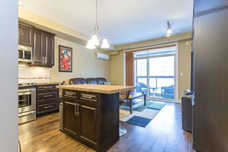 "Photo 2: 323 8288 207A Street in Langley: Willoughby Heights Condo for sale in ""YORKSON CREEK"" : MLS®# R2137287"