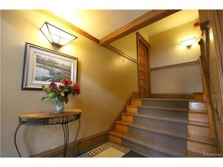 Photo 3: 544 Wardlaw Avenue in Winnipeg: Osborne Village Condominium for sale (1B)  : MLS®# 1704481