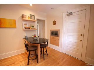 Photo 12: 544 Wardlaw Avenue in Winnipeg: Osborne Village Condominium for sale (1B)  : MLS®# 1704481