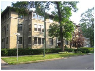 Photo 2: 544 Wardlaw Avenue in Winnipeg: Osborne Village Condominium for sale (1B)  : MLS®# 1704481