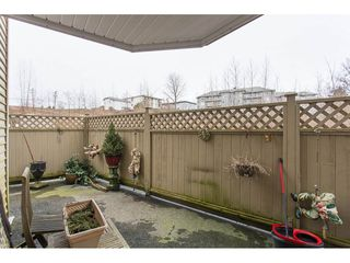 "Photo 18: 111 11595 FRASER Street in Maple Ridge: East Central Condo for sale in ""Brickwood Place"" : MLS®# R2146955"