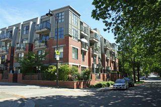 "Photo 1: 407 2688 VINE Street in Vancouver: Kitsilano Condo for sale in ""TREO"" (Vancouver West)  : MLS®# R2168405"