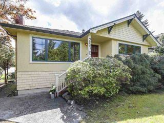 Photo 1: 2570 W KING EDWARD Avenue in Vancouver: Quilchena House for sale (Vancouver West)  : MLS®# R2169012