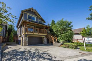 Photo 1: 23058 FOREMAN Drive in Maple Ridge: Silver Valley House for sale : MLS®# R2181254