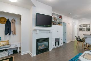 Photo 3: 133 600 PARK CRESCENT in New Westminster: GlenBrooke North Townhouse for sale : MLS®# R2178997