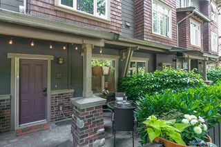 Photo 16: 133 600 PARK CRESCENT in New Westminster: GlenBrooke North Townhouse for sale : MLS®# R2178997