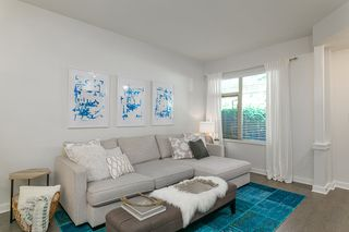 Photo 2: 133 600 PARK CRESCENT in New Westminster: GlenBrooke North Townhouse for sale : MLS®# R2178997