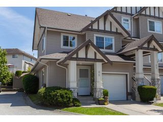 "Photo 1: 86 18221 68 Avenue in Surrey: Cloverdale BC Townhouse for sale in ""Magnolia"" (Cloverdale)  : MLS®# R2189705"