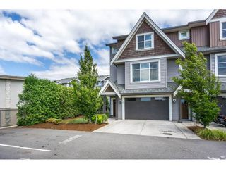 """Photo 1: 1 7428 EVANS Road in Sardis: Sardis West Vedder Rd Townhouse for sale in """"Countryside Estates"""" : MLS®# R2191400"""