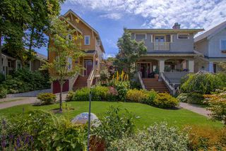 "Photo 5: 3532 W 5TH Avenue in Vancouver: Kitsilano Townhouse for sale in ""THE COTTAGE"" (Vancouver West)  : MLS®# R2191669"