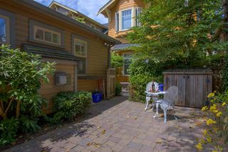 "Photo 18: 3532 W 5TH Avenue in Vancouver: Kitsilano Townhouse for sale in ""THE COTTAGE"" (Vancouver West)  : MLS®# R2191669"