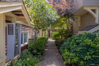 "Photo 6: 3532 W 5TH Avenue in Vancouver: Kitsilano Townhouse for sale in ""THE COTTAGE"" (Vancouver West)  : MLS®# R2191669"